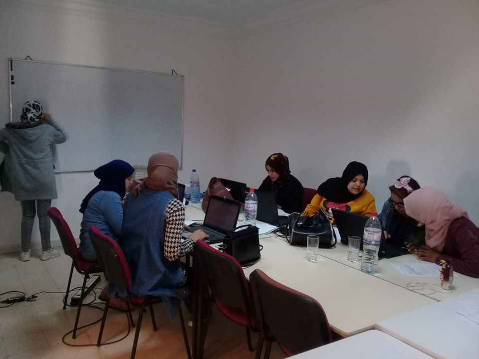 Formation bureautique (27/11/2019)