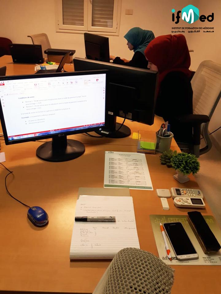 Formation Bureautique 26 07 2018