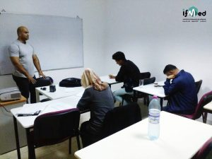 Formation Anglais niveau A1.1 (15/11/2018)